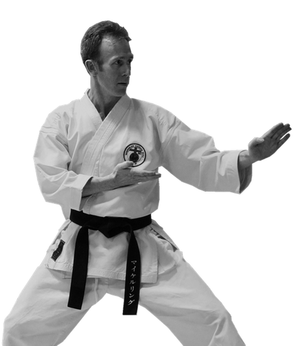 Sensei Michael Ring